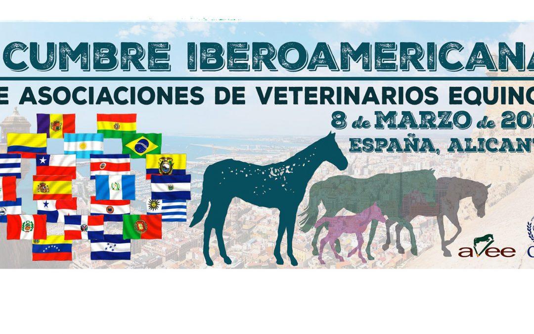 I Cumbre Iberoamericana de Asociaciones de Veterinarios Equinos