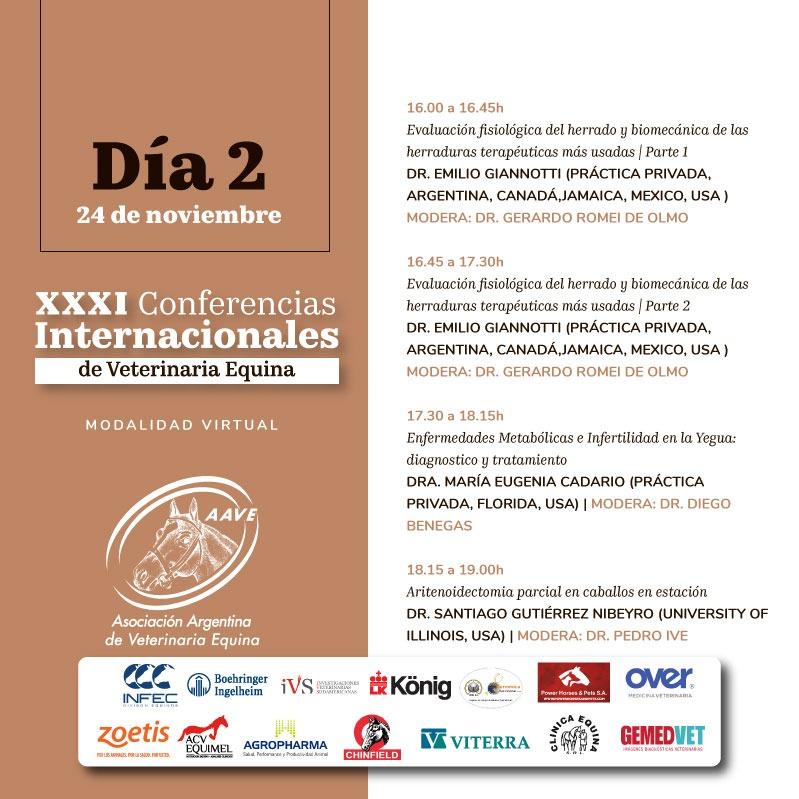 Cartel XLII Congreso anual AMMVEE